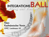Integrationsball Flyer